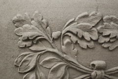 Urn floral detail (metabrilliant) Tags: flowers flower floral urn stone concrete illinois spring decoration carving universityofillinois uiuc champaign springtime uofi champaignil