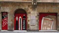 Raima / La Botiga del Paper / Barcelona (rob4xs) Tags: barcelona paper spain catalunya stationery papier spanje stationers botiga raima cataloni kantoorboekhandel schrijfwaren