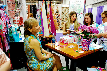 Jennifer Paganelli book signing