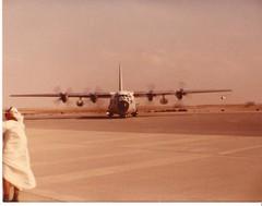 RAAF C-130E A97-160 (Dulacca.trains) Tags: egypt ran raaf hercules sinai c130 mfo rnzaf c130e eitam 37sqn 37squadron acmfo elgorah nzmfo