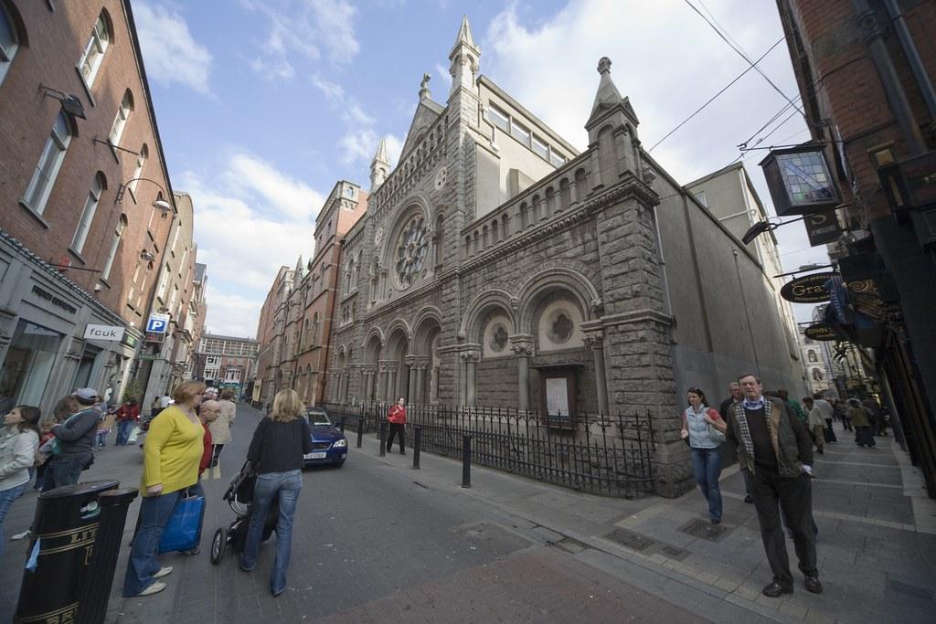 Clarendon Street Church - Dublin