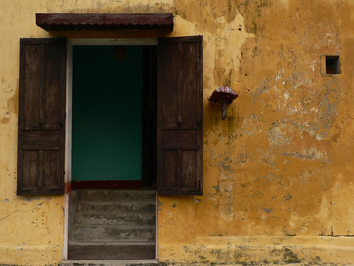 Yellow Wall, Hoi An