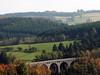 Blick von Burg Daun Richtung Lieser