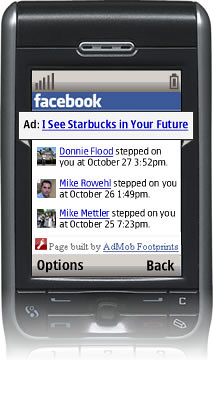 AdMob on Facebook Mobile