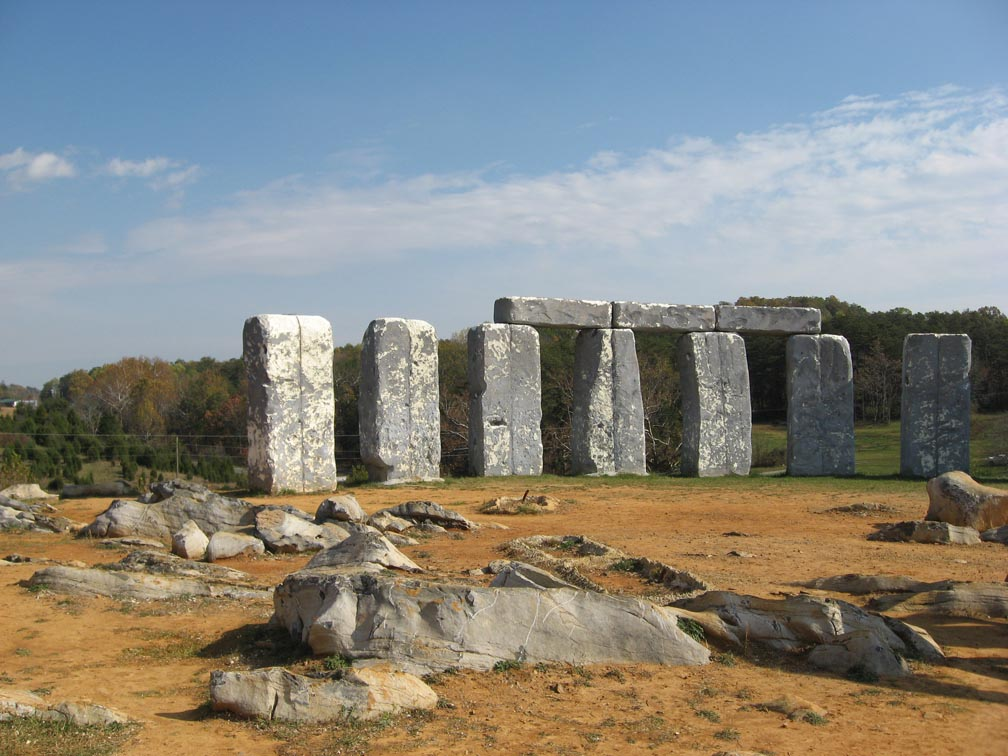 Foamhenge (BlueRidge097)