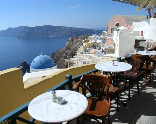 Santorini - Greece por Sandro Mancuso.