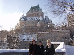 Me, Nanny and Jess (batuceper) Tags: quebec montreal quebeccity icefishing