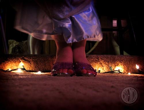 11/20 birthday princess shoes