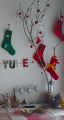 Yule Decor