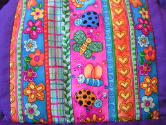 Petra quilt2 (sylviascreation) Tags: for quilt crafts petra craft made just bugging