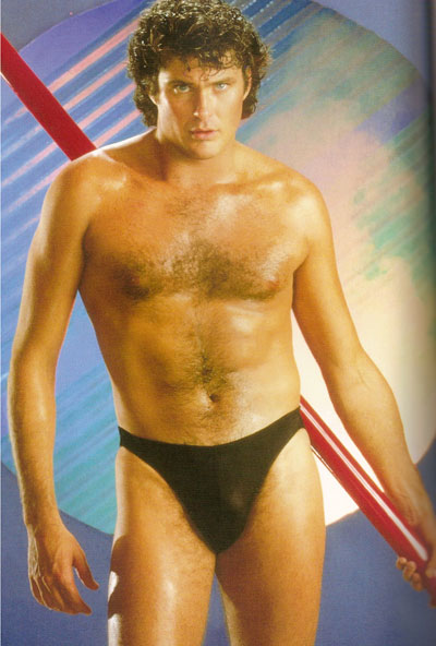 #031 The Hoff, chico de carpeta