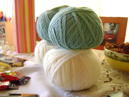 Yarn for christmas