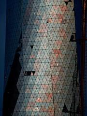 TRI Mosaic ! (| Rashid AlKuwari | Qatar) Tags: tower architecture doha qatar  albida   alkuwari lkuwari