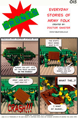 grunts015 (A J Summersgill) Tags: comic lego military humour grunts brickarms tabletown