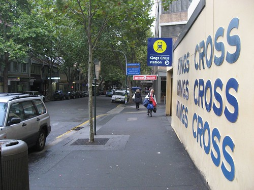 King's Cross in Sydney