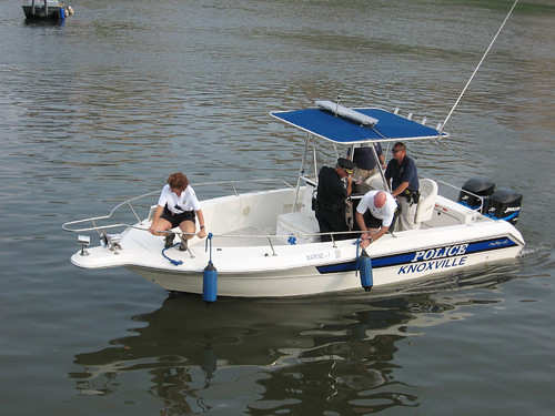 Knoxville Police Department Marine Unit