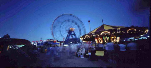 Coney Pinhole One
