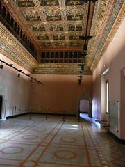 Throne Room - Aljafera Palace (koukat) Tags: spain palace zaragoza palacio aljafera