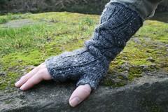 Dashings (unblinkered) Tags: knitting knitty dashing donegalarantweed