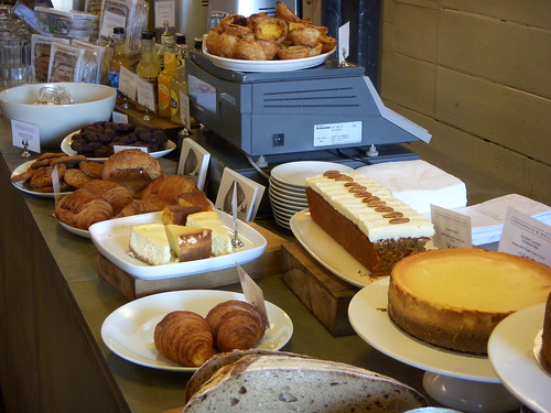 Cakes at F&W
