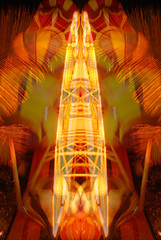 a representation of the unconscious self (sydnzm) Tags: lights movement outdoor streetphotography naturallight multipleexposure slowshutter handheld photoshopcs experimenting specialdedicationphoto