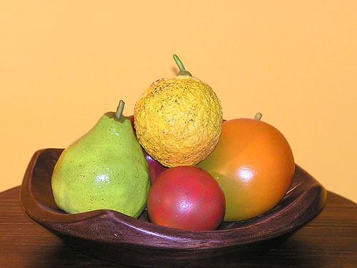 Frutera para colorear - Imagui