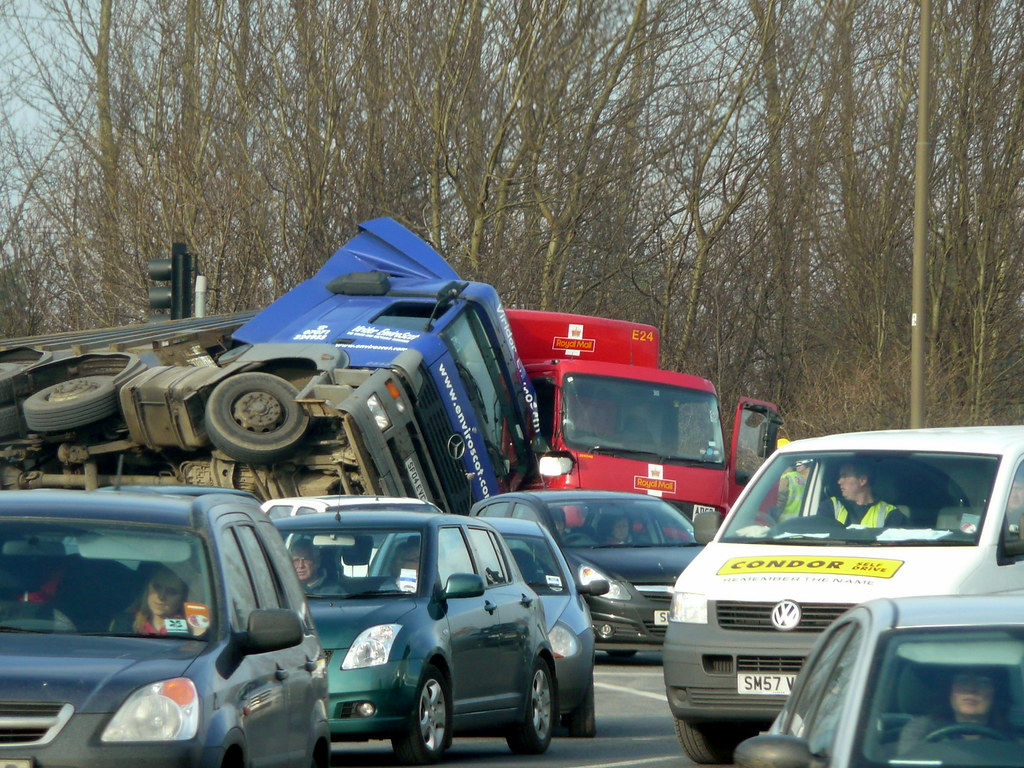 The World's most recently posted photos of accident and
