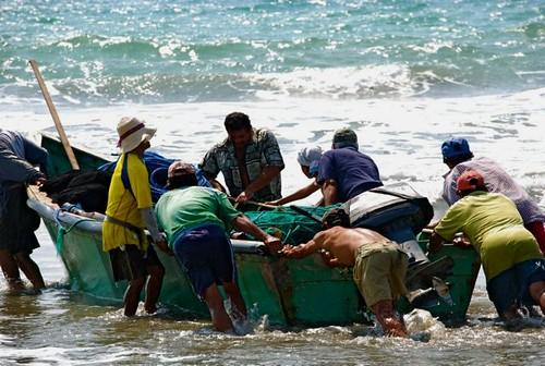 San Clemente Fishermen