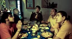 Una Cena Mas (Luis Montemayor) Tags: food table comida desayuno mesa realdecatorce cybergus dflickr belmoniaco dflickr180307 fernandobailn carlowski wakamole