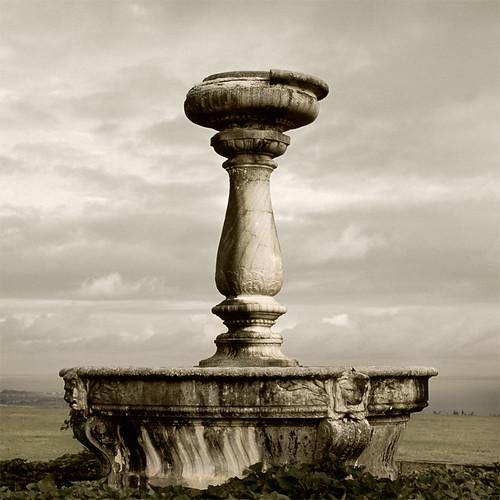 Broken Fountain