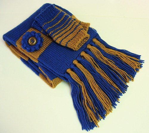 tasket basket crafts: Ravenclaw House Scarf, Color Fade Wrist ...