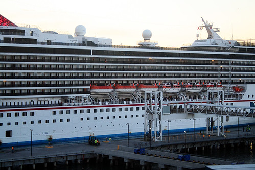 The Carnival Pride Has Nice Lifeboats
