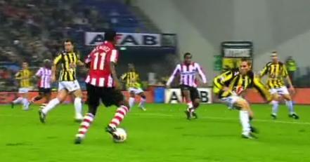 Vitesse-psv-doelpunten-gelredome