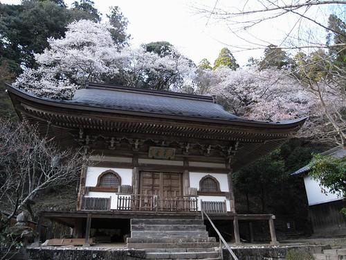 室生寺(護摩堂)-30