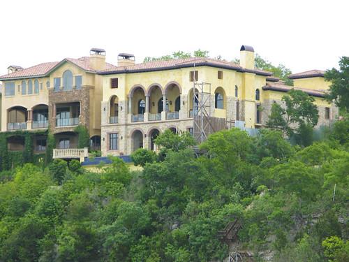 Lake Travis Mansion
