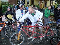 Singlespeed Pirate Tandem