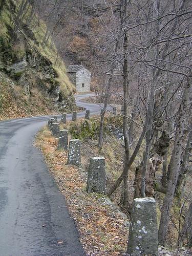 Sulla via per Segavecchia