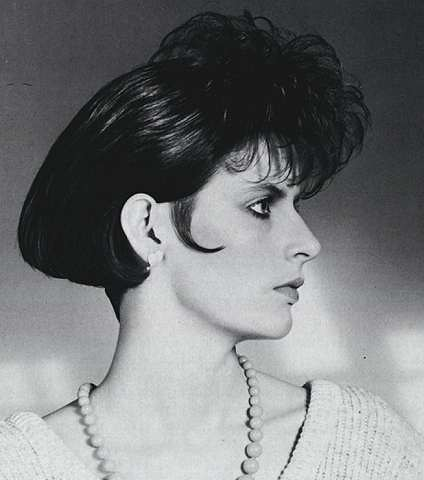 80s hairstyle 121. 1980s