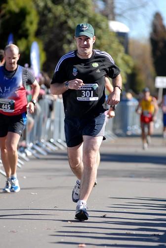 Rotorua Marathon 2008