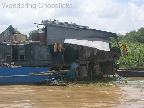 Chong Kneas Floating Village 15