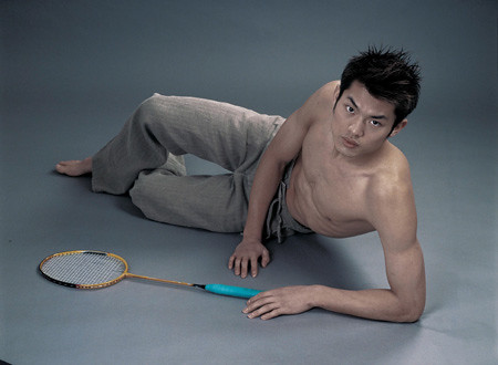 Lin Dan Sexy Picture