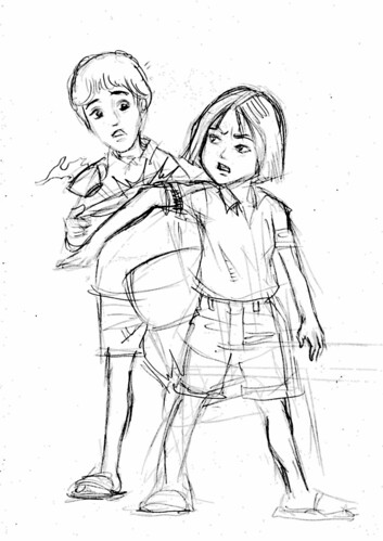 Ai Tong School  Asey Koh - illustration 2