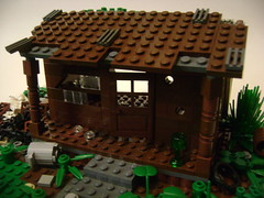 Shootout 3 (Battledog) Tags: crazy lego diorama gunfight maniac shootout moc vig