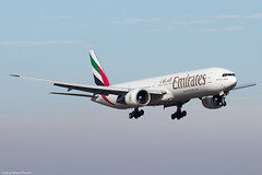 Emirates (czirokbence) Tags: emirates boeing 777 lhbp canon eos 80d spotter planespotting planespotter aricraft airliner jet jetliner