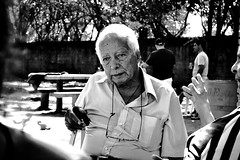 tio avô - grand uncle (itsmarisoares) Tags: velhice oldness aging kind old grandfather