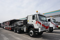 CTP Oilfield winch tractor (jackiejia) Tags: ctp oilfield truck rig moving winch tractor bed