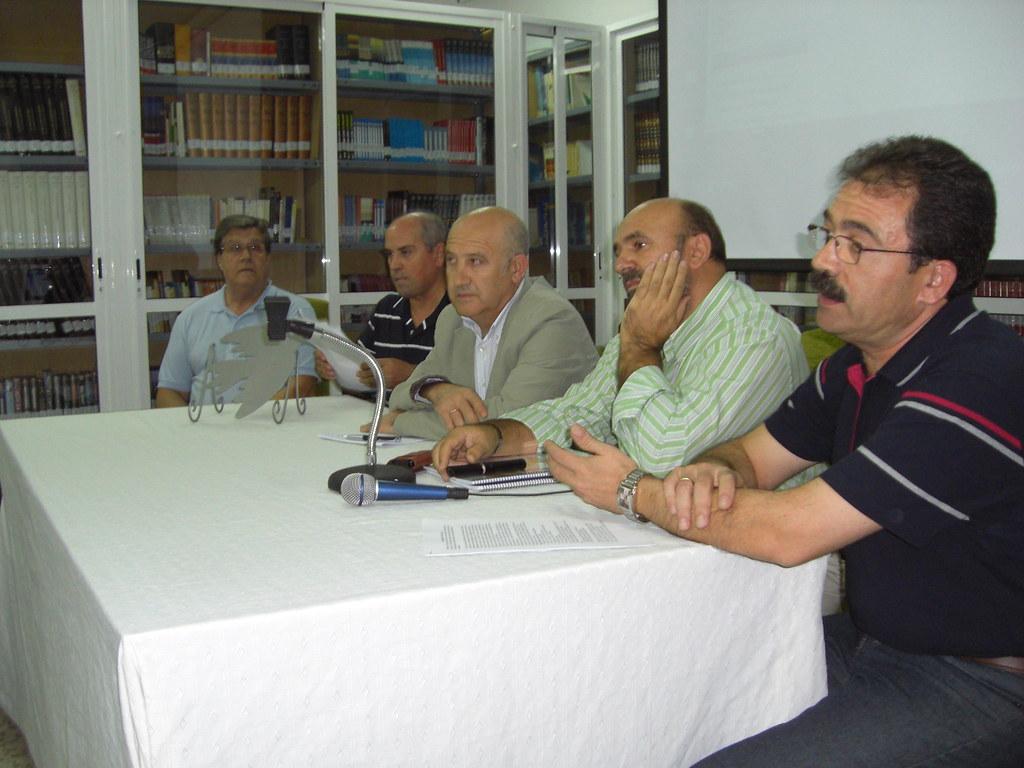INAUGURACIÓN  PROYECTOS EDUCATIVOS CURSO 2009 - 2010