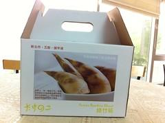 2011 年 綠竹筍禮盒5斤裝