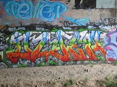 Dzyer (404 ǝɹɹoɹ) Tags: graffiti dzyer sfc spie