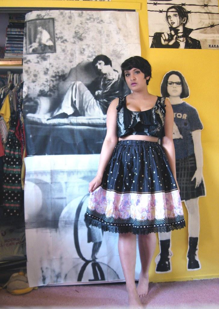 Bodyline Carousel Carousel Skirt Bodyline